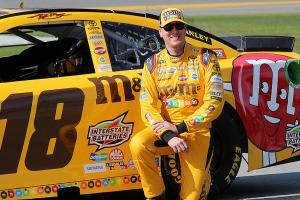 SI feature: Kyle Busch's burning desire